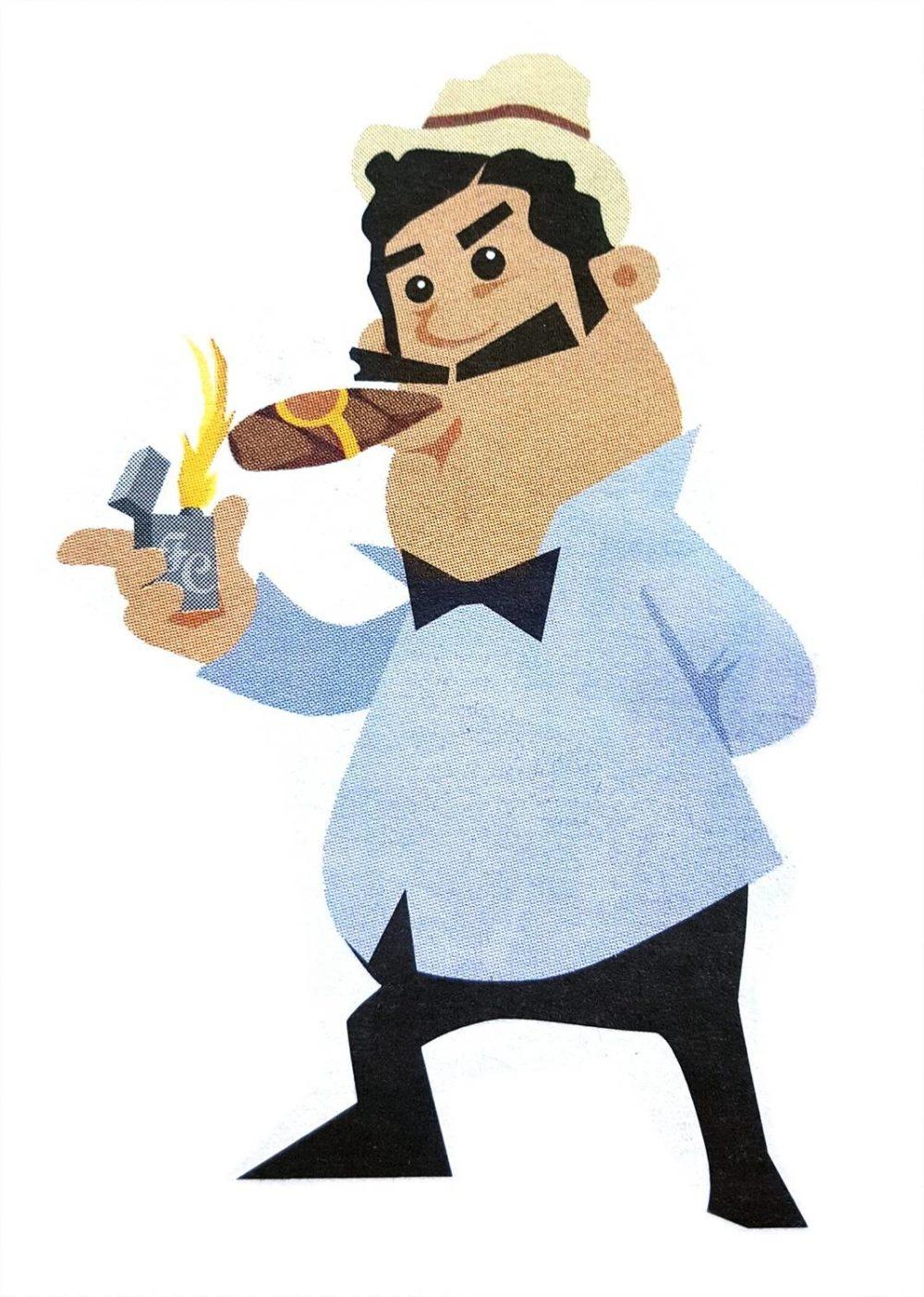 Fidel Gastro