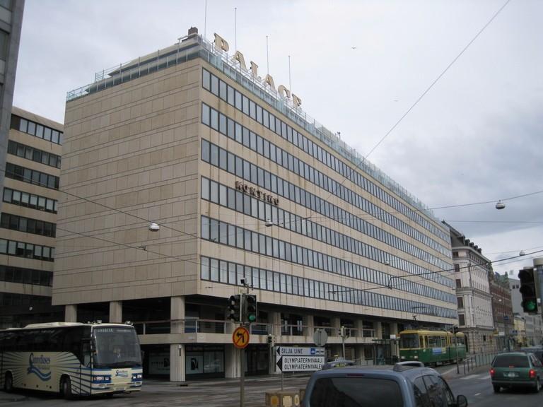 Eteläranta 10. Kuva: Helsingin kaupunginmuseo.